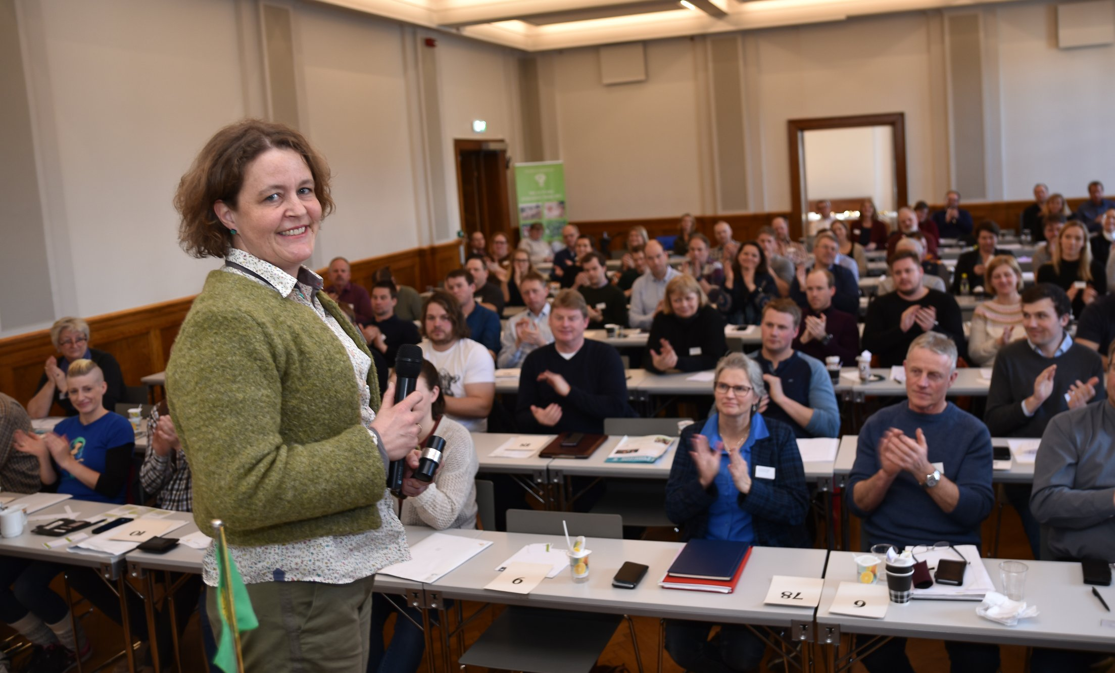 Historiske Elisabeth ny leder i Hedmark Bondelag